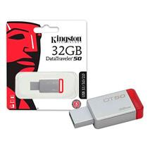 PEN DRIVE KINGSTON 32GB AOKI0014 DATA TRAVELER 50 (AAT)