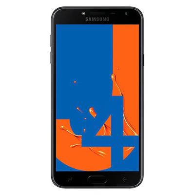 "Smartphone Samsung Galaxy J4 J400 4G 2 Chips 32GB Tela 5.5"" Câmera 13MP Frontal 5MP Android 7.1 Preto"