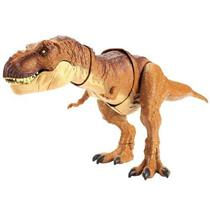 Boneco Jurassic World T Rex Mega Mordida Mattel FMY70