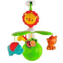MÓBILE MATTEL FISHER PRICE CRESCENDO COMIGO Y6599