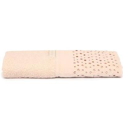 Conjunto para Lavabo 2 peças Buddemeyer 1675 100% algodão Bege