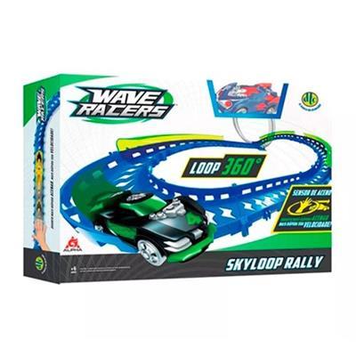 PISTA DTC WAVE RACERS SKYLOOP RALLY 4710