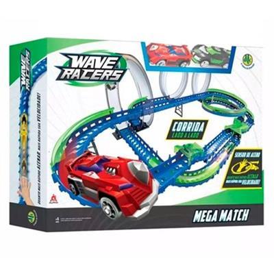 PISTA DTC WAVE RACERS MEGA MATCH 4711