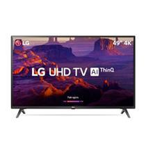 Smart TV LG 49'' LED Ultra HD 49UK6310PSE 2 USB 3 HDMI 60Hz Preto