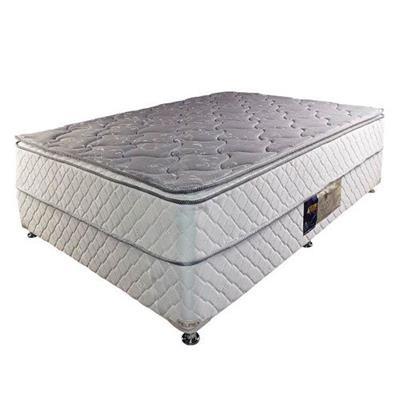 Cama Box Casal Comfort 140X190X65 cm C96