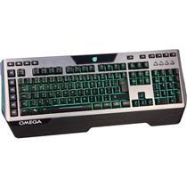 25d41df3001 Teclado Dazz Mimo Ômega USB 622553 Preto - Teclado Dazz Mimo Ômega ...