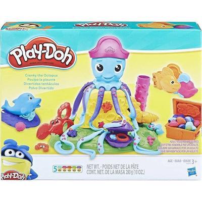 ebbff672e0 Brinquedo Play-doh Polvo Divertido Massinha Hasbro E0800 - Brinquedo ...