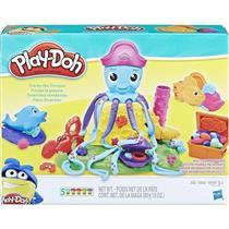 Brinquedo Play-doh Polvo Divertido Massinha Hasbro E0800