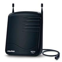 Antena Interna Aquário DTV-1100 VHF UHF HDTV