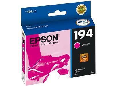 Cartucho para Impressora Epson T194220 Magenta