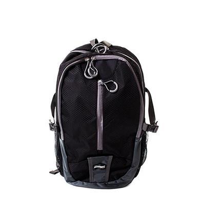 Mochila para Notebook Maxprint Climber Até 15,6' Nylon Prata e Cinza