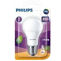 Lâmpada LED 4.5W Philips 35MVS 480LM E27 3.000K A60 Amarela