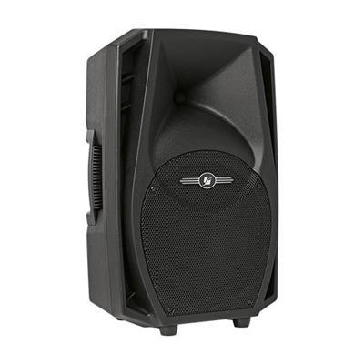 Caixa Amplificada Frahm PS15A App Plus 800 W Bass Reflex Preto
