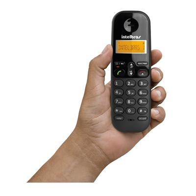 Telefone sem Fio Intelbras TS3110 ID 110