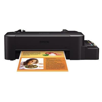 Impressora Epson Ecotank L120 110V Preto
