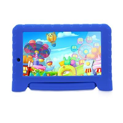 Tablet Infantil Kid Pad Plus Multilaser NB278 Câmera 2MP Memória Interna 8GB Azul