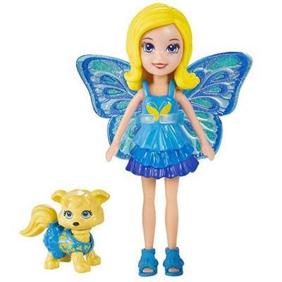 Brinquedo Polly Pocket Looks Combinados Cachorro DWC26