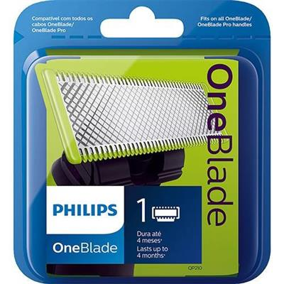 Lâmina Oneblade Philips QP210/50 Cinza e Verde