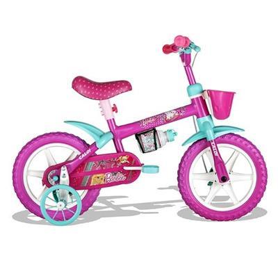 55bfd6252 Bicicleta Caloi Barbie Aro 12   T9R12V1 - Ro - Bicicleta Caloi ...