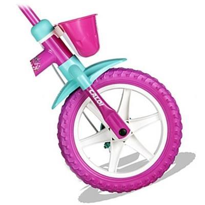 d9bd2be08 Bicicleta Caloi Barbie Aro 12   T9R12V1 - Ro - Bicicleta Caloi Barbie Aro 12    T9R12V1 - Ro - CALOI