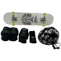 Skate Belfix Sports com Kit de Segurança 412000