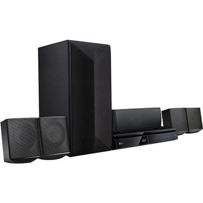 Home Theater LG Blu-Ray 3D LHB625M 1000W Dolby Digital 5.1