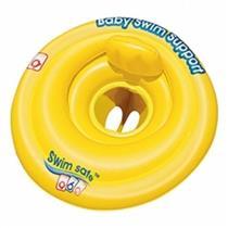 Boia Circular Belfix Swim Safe ABC 33600 Amarelo