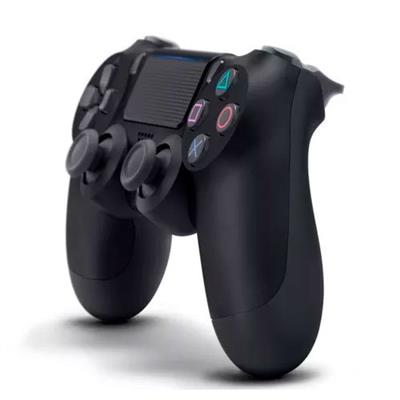 CONTROLE SONY PLAYSTATION 4 SEM FIO DUALSHOCK 4 JET BLACK PRETO RCell
