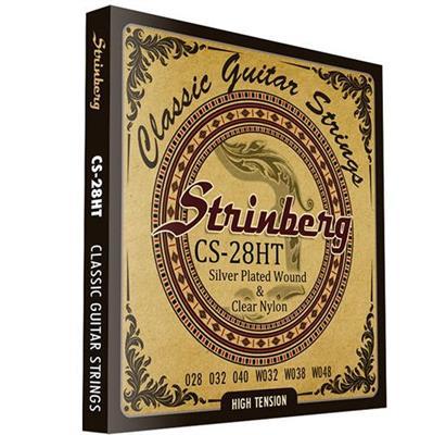 Cordas de Nylon para Violão Strinberg CS28HT