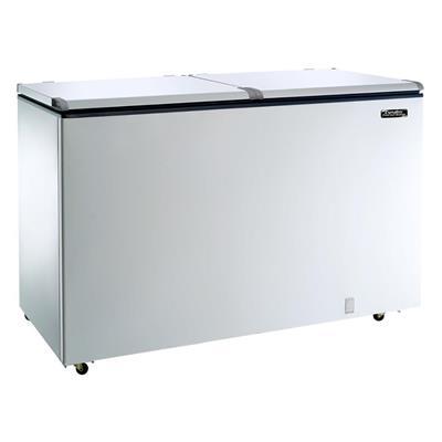 Freezer Horizontal 2 Portas EFH 500 SK 439 Litros 110V Branco
