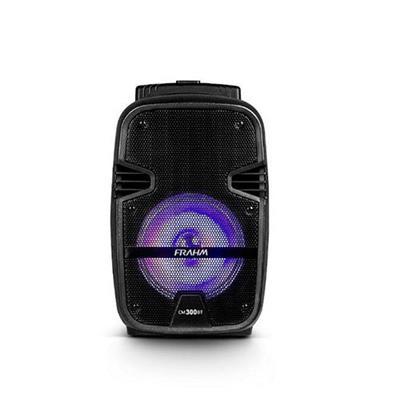 Caixa de Som Amplificada Frahm CM300 Bluetooth 150W Preto