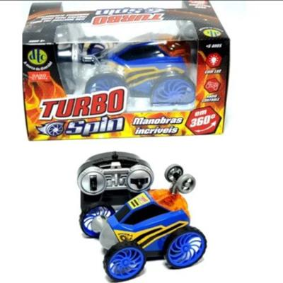 CARRO DTC CONTROLE REMOTO TURBO SPIN 4261