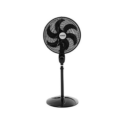 Ventilador de Coluna Mondial NV-61 40cm 1,6 m 3 Velocidades 6 Pás Preto