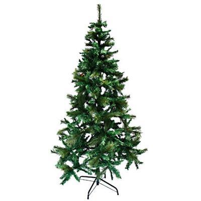 Árvore de Natal do Tipo Milano com 465 Galhos e 1,80 metros Latcor XM-117 Tamanho 7 Pés Verde