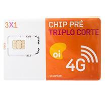 Chip Oi Sim Card Triplo DAS HLR99