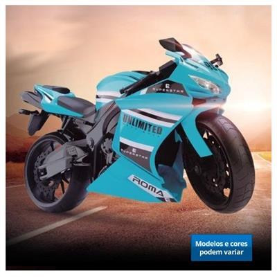 Brinquedo Moto Racing Motorcycle Roma Jensen 0905