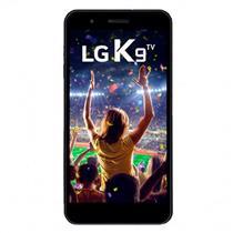 SMARTPHONE LG K9 TV LMX210BMW 16GB 2CHIPS PRETO