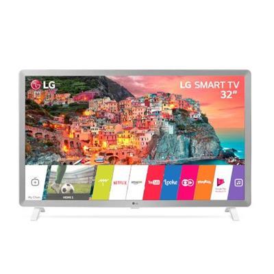 Smart TV LG 32'' LED 32LK610BPSA 2 USB 2 HDMI Wi-Fi 60Hz Branco