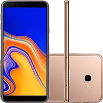 "Smartphone Samsung Galaxy J4+ 32GB 4G 2 Chips Tela 6"" Câmera 13MP Frontal 5MP Android 8.1 SM-J415G/32DL Cobre"