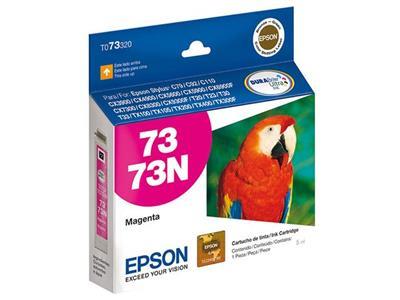 Cartucho para Impressora Epson C79/C39/C49/C59 T073320-BR Magenta