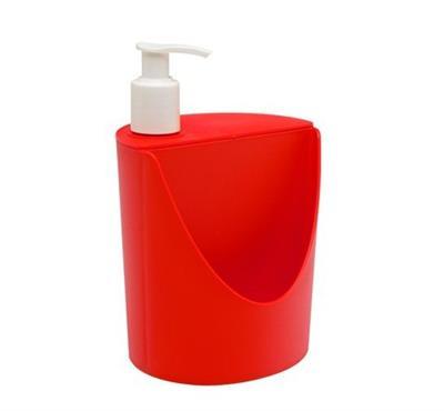 Dispenser Coza Romeu e Julieta 10837/0053 Plástico Vermelho