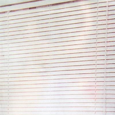 Persiana Becky Vinil Latcor 150x160 cm Plástico 25 mm Branca