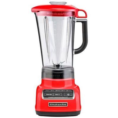 Liquidificador KitchenAid Diamond KUA15AVANA 1,7 Litro 5 Velocidades 110V Vermelho