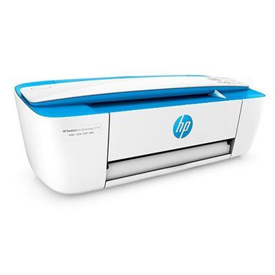 Impressora Multifuncional HP Deskjet Ink Advantage 3776 Funções de Impressora Copiadora e Scanner