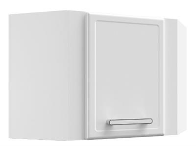 Armário de Canto Bertolini Gourmet 4037/190 1 Porta Chapa de Aço Branco