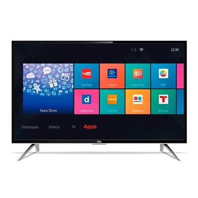 "TV 32"" LED HD TCL L32S4900 Entradas 3 HDMI 2 USB 60Hz"