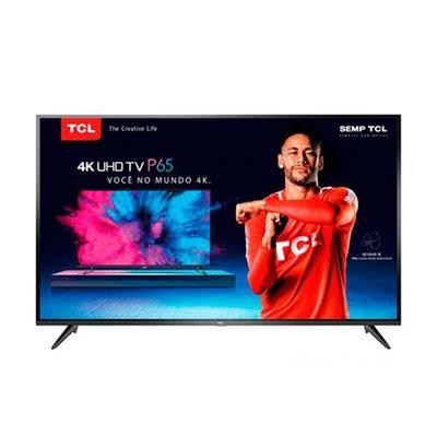 TV 65 TCL LED UHD SMART 65P65US