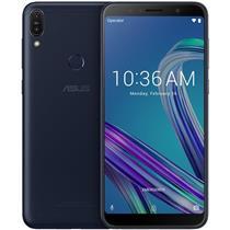 SMARTPHONE LIVRE ASUS ZENFONE MAX PRO M1 3GB 64GB 4G, TELA 6.0, CÂMERA TRASEIRA DUAL 13MP+5MP E FRONTAL 8MP, ANDROID 8.0, PRETO
