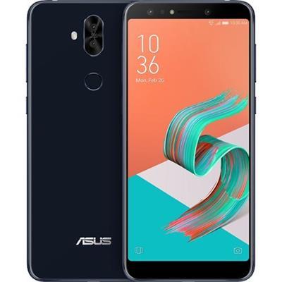 SMARTPHONE LIVRE ASUS ZENFONE 5 SELFIE PRO 4GB 128GB 4G, TELA 6.0, CÂMERA TRASEIRA DUAL 16MP+8MP, FRONTAL DUAL 20MP+8MP, ANDROID 7.0, PRETO