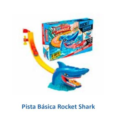 PISTA ASTRO TOYS ROCKET SHARK